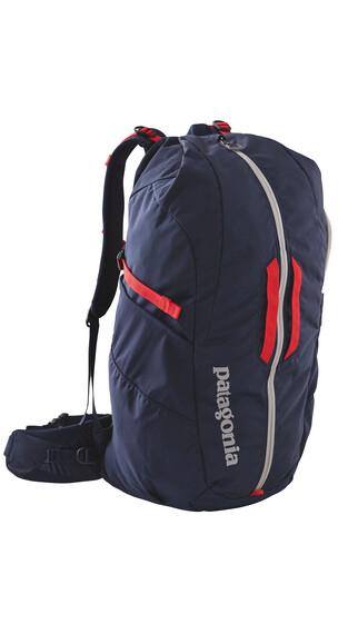 Patagonia Crag Daddy - Sac à dos escalade - 45 S bleu